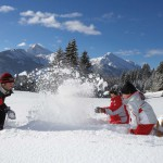 Kinder Winter