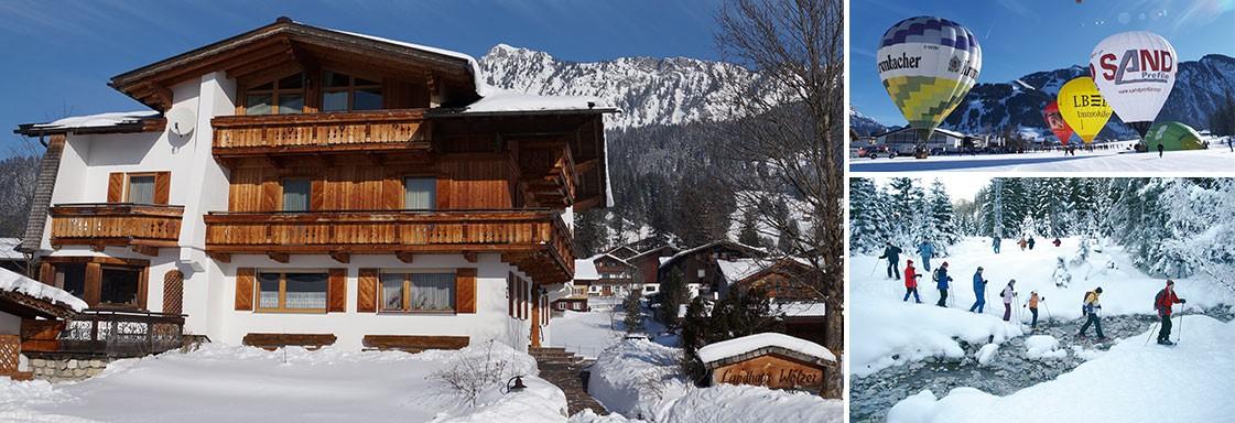 Unser Haus Winter